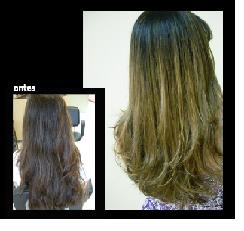 Como fazer luzes californianas nos cabelos