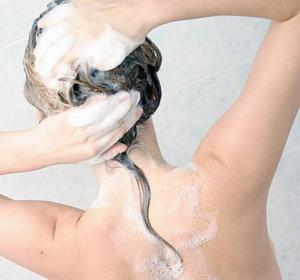 shampoo anti-resíduos
