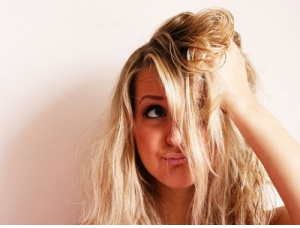 cabelos secos