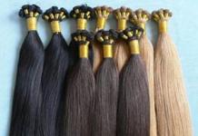 cabelos humanos