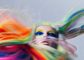 cores para cabelos
