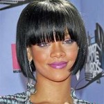 Cabelo da Rihanna