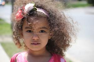 Penteado Infantil