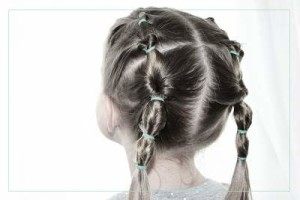 penteados para escola 1