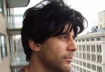 perucas masculinas