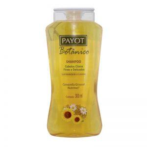 Produtos Para Clarear o Cabelo Shampoo Shampoo Payot