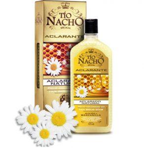 Produtos Para Clarear o Cabelo Shampoo Tio Nacho